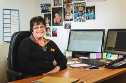 Michelle Whitcombe - Office Manager