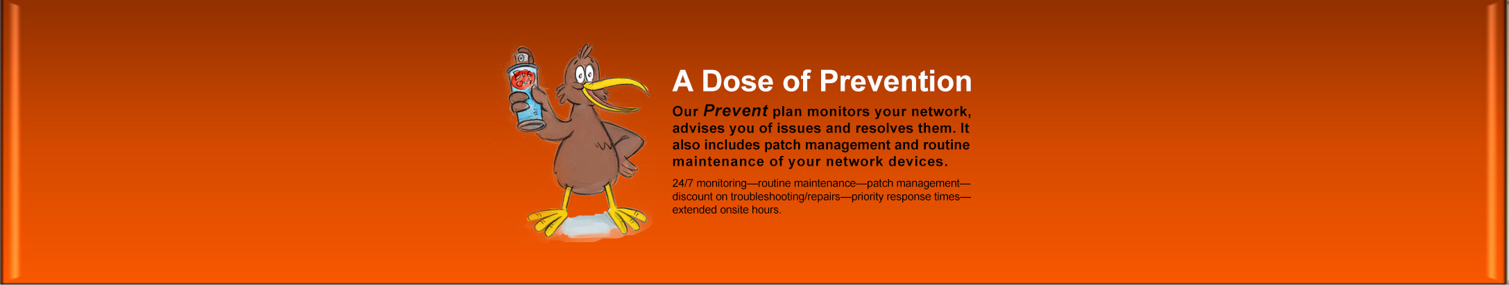 Prevent Plan