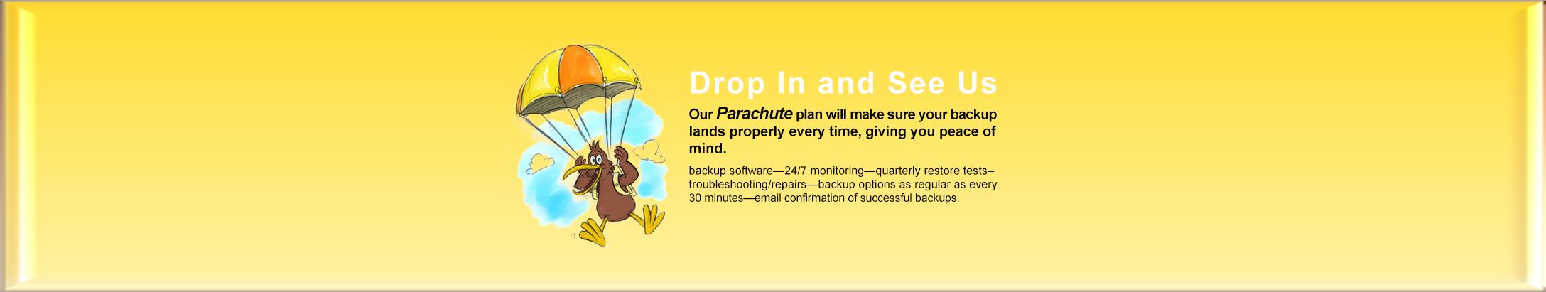 Parachute Plan