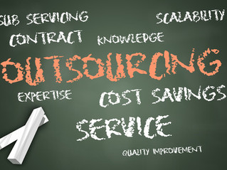 Outsourcing your bookkeeping can benefit your business by saving you time and costs.