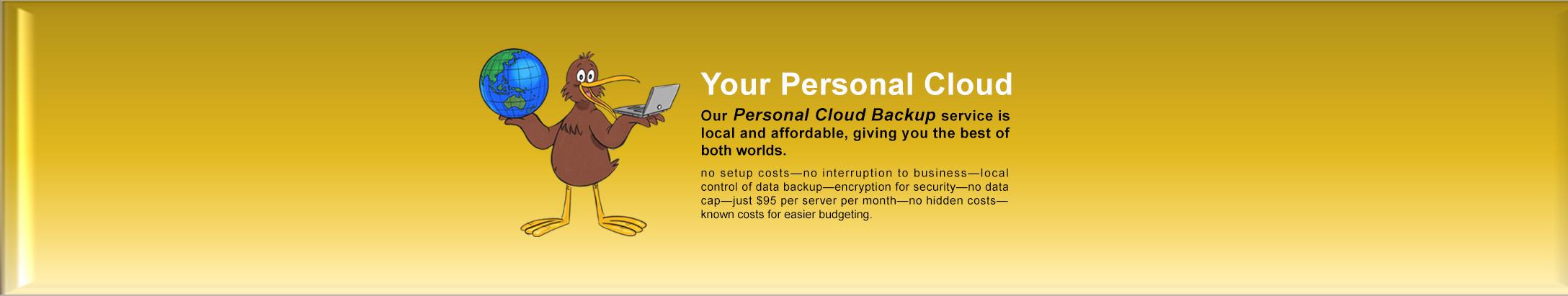 Personal Cloud Backup