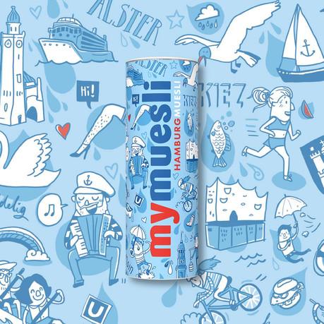 hamburg_ #mycity design by Designdoppel