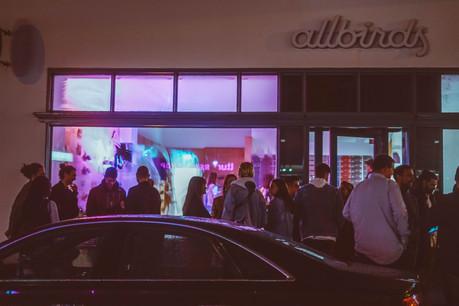 allbirds - #allsheep berlin launch