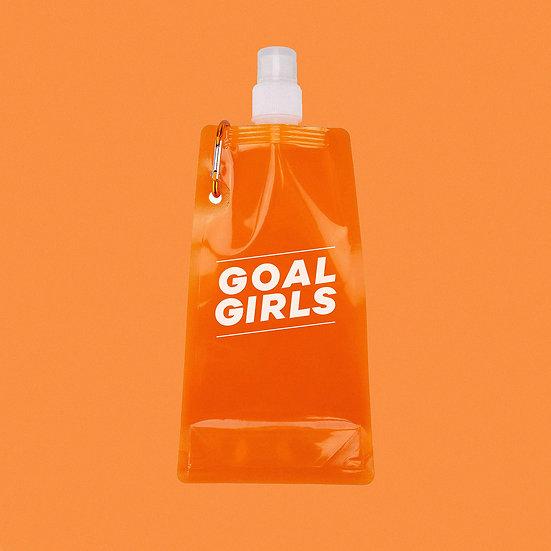 GG flexible water bottle   stay hydrated