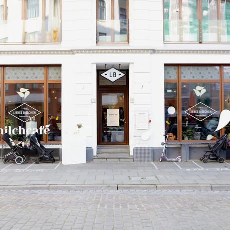 Medela Milchcafé in Hamburg