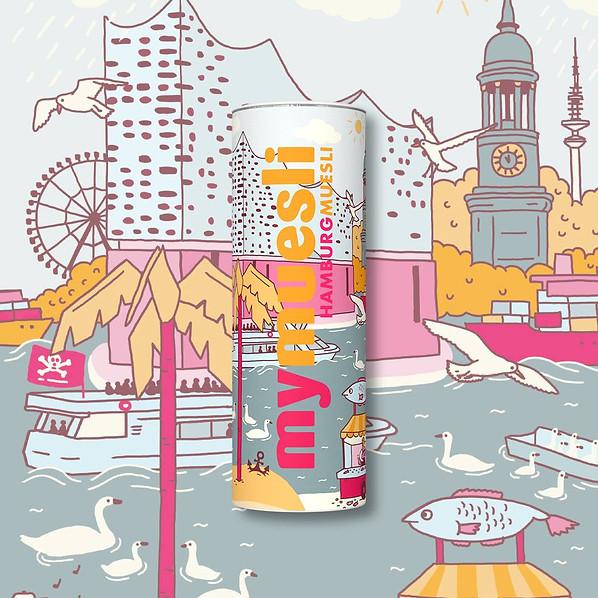 hamburg_ #mycity design by Lena Schaffer