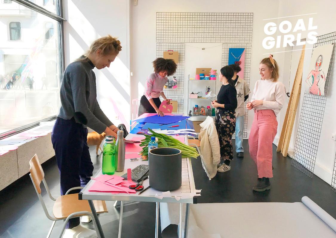 goalgirls - 2020 brand deck