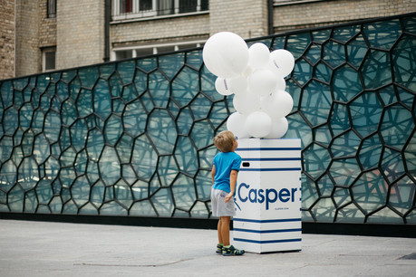 casper UK - clouds of sighs, the london takeover