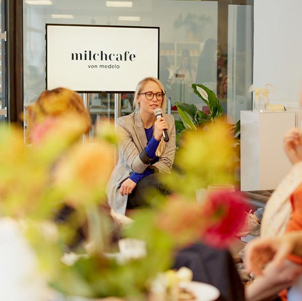 Medela Milchcafé in Munich