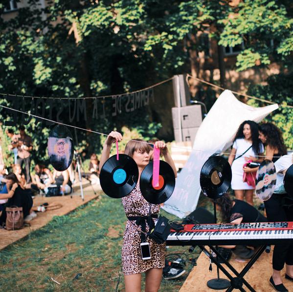 Femmes de la Musique  - June 2019