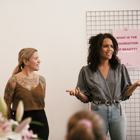 essence x girls | co-creating the future of the beauty industry