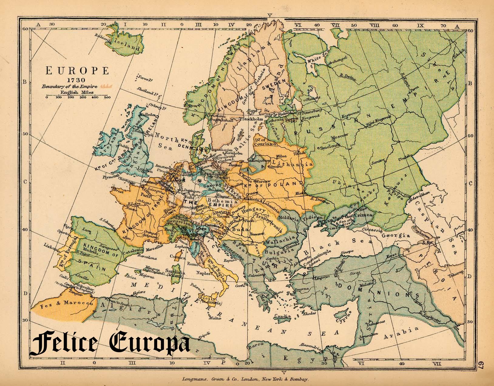 Felice Europa