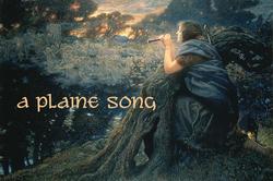 A Plaine Song