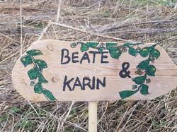 bEATE³+kARIN