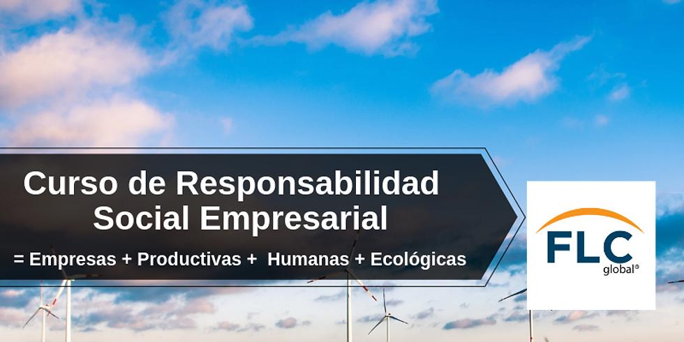 Curso: RSE (Responsabilidad Social Empresarial) = Empresas + Productivas + Humanas + Ecológicas (1)