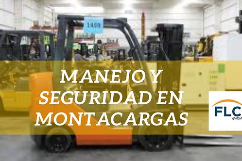 Manejo y Seguridad en Montacargas