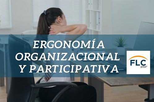 Ergonomía Organizacional Y Participativa