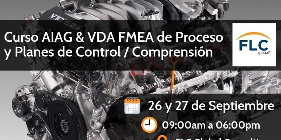 Curso AIAG & VDA FMEA de Proceso, Planes de Control/Comprensión