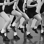 Cours de danse irlandaise Paris LaCaDans