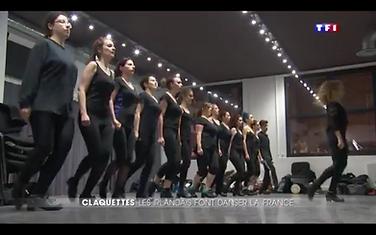 Danse irlandaise LaCaDanses Paris, claquettes irlandaises
