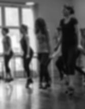 cours enfant danse irlandaise Lacadanses