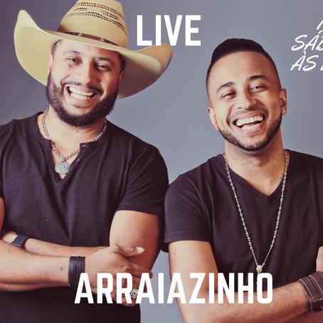 Arraiazinho - Live em prol do Projeto do Luizão