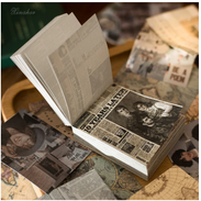 Screenshot 2021-07-07 at 16-50-08 2 76NZ$ 30% OFF 165pcs Mini Old book pages plant Collage