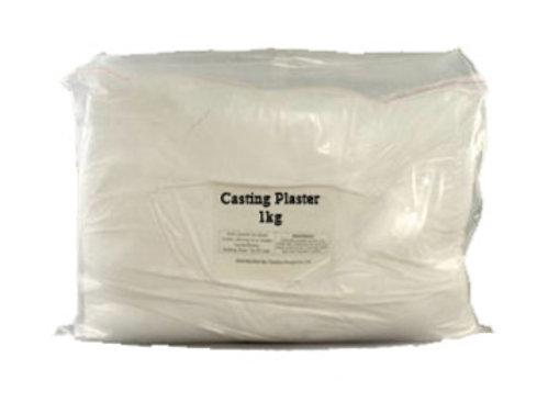 Casting Plaster 1kg (fast set)