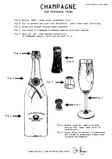 Don Perignon - Champgne