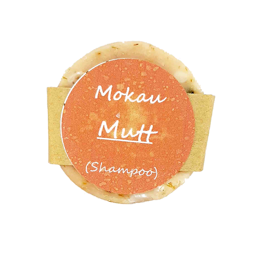 Mokau Mutt Shampoo Bar