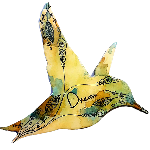 Bird - large - Dream