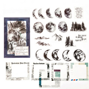 Screenshot 2021-07-07 at 16-51-05 2 17NZ$ 30% OFF 45Pcs Bag Vintage Butterfly Moon Plant L