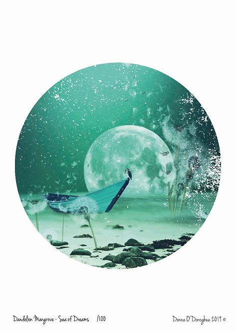 Full Moon A3