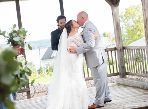 The Stylized Rustic Wedding of Jake and Alyssa at Chantelle Marie Lakehouse Auburn, NY