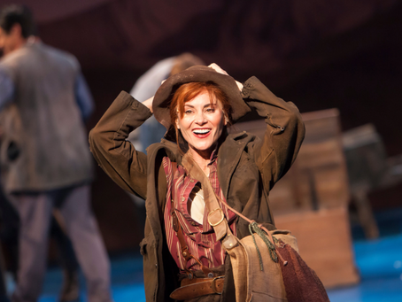 The Unsinkable Molly Brown New York Times Article 2014