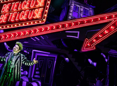 Songwriter Eddie Perfect Shares Stories and Trivia About His Beetlejuice Score