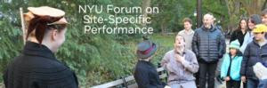 HALL PASS, Washington Square Park Shows & More Set for NYU's 'Site-Specific' Forum T