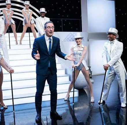 """Eat S***, Bob!"": John Oliver Takes Aim at Coal Tycoon Bob Murray With Musical Number, Fie"