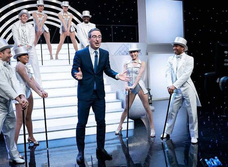 """""""Eat S***, Bob!"""": John Oliver Takes Aim at Coal Tycoon Bob Murray With Musical Number, Fie"""