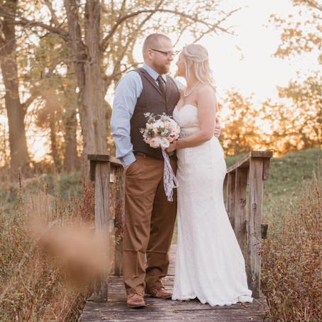 It's OK to Want to Re-shoot Your Bride and Groom Wedding Photos