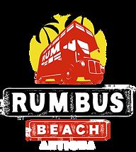 RUMBUS double dacker bus LOGO WHITE ANTI