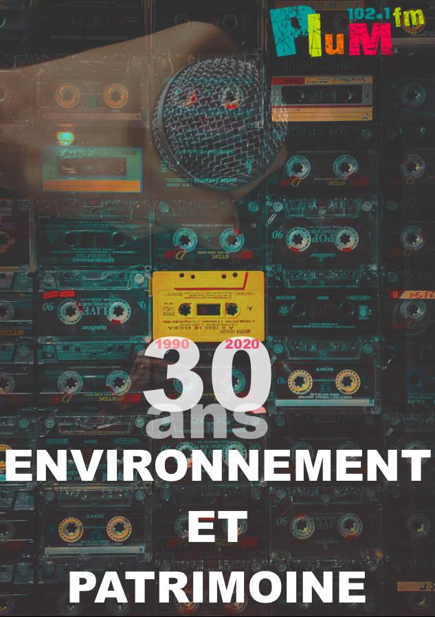 Archive 30 ans -patrimoine et environnem