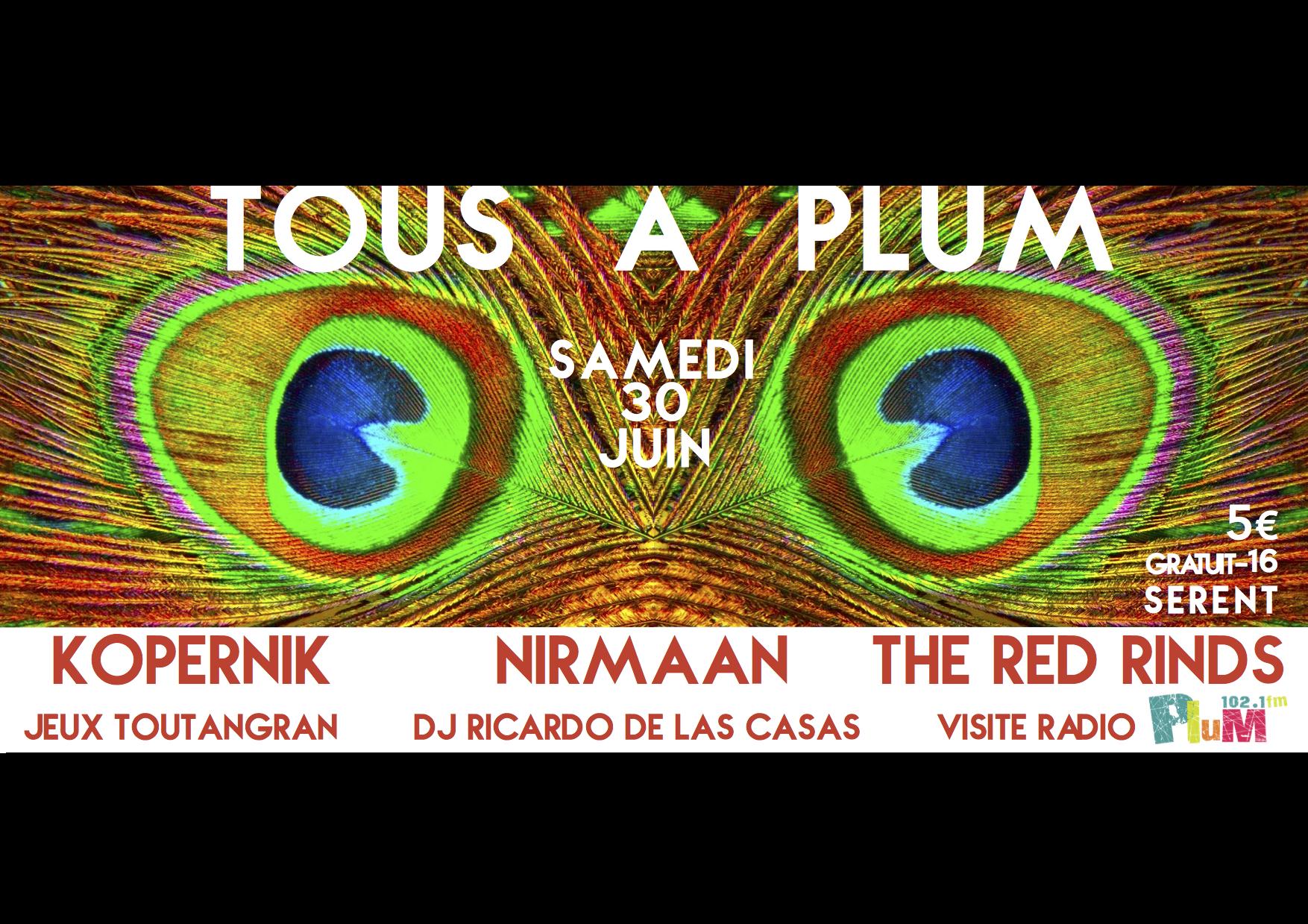 Affiche plum' last 3