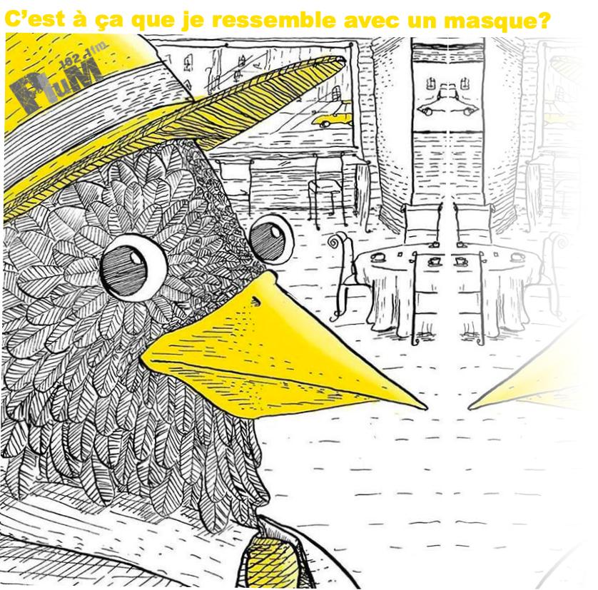 30 ANS MASQUÉ