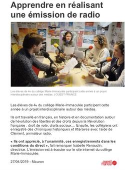 Mauron 2019