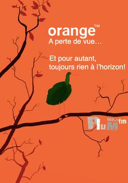 Visuel attente dépannage Orange