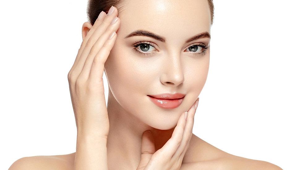 Rejuvenescimento Facial com Vitamina C