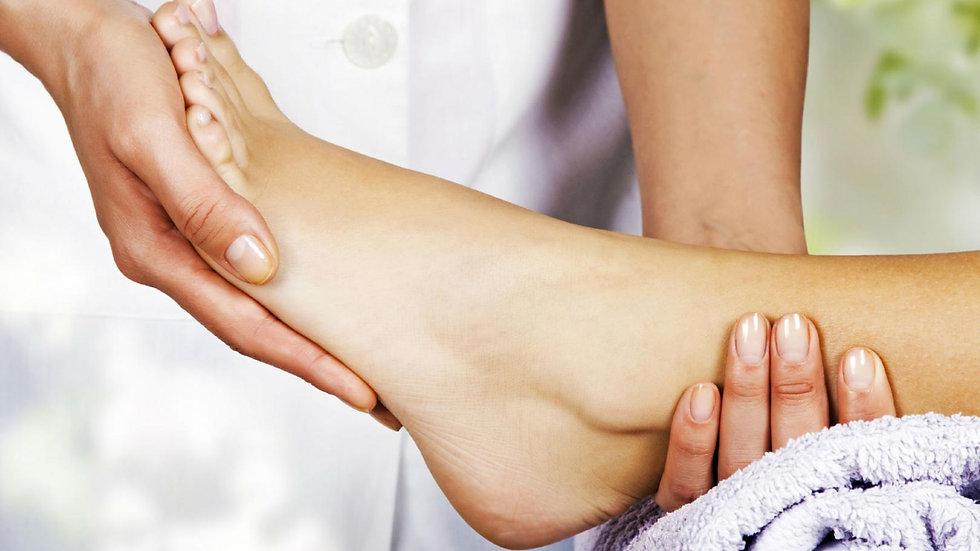 Massagem Podal + Hidratação