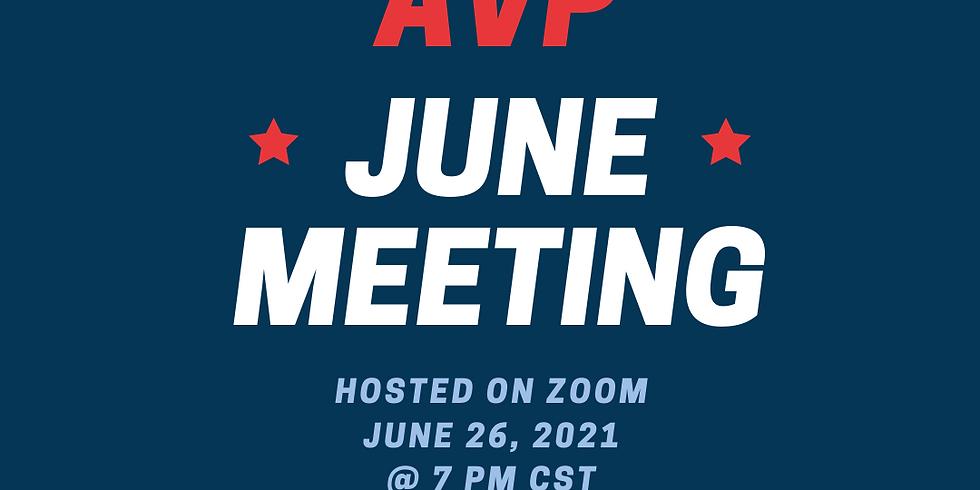 AVP June Meeting