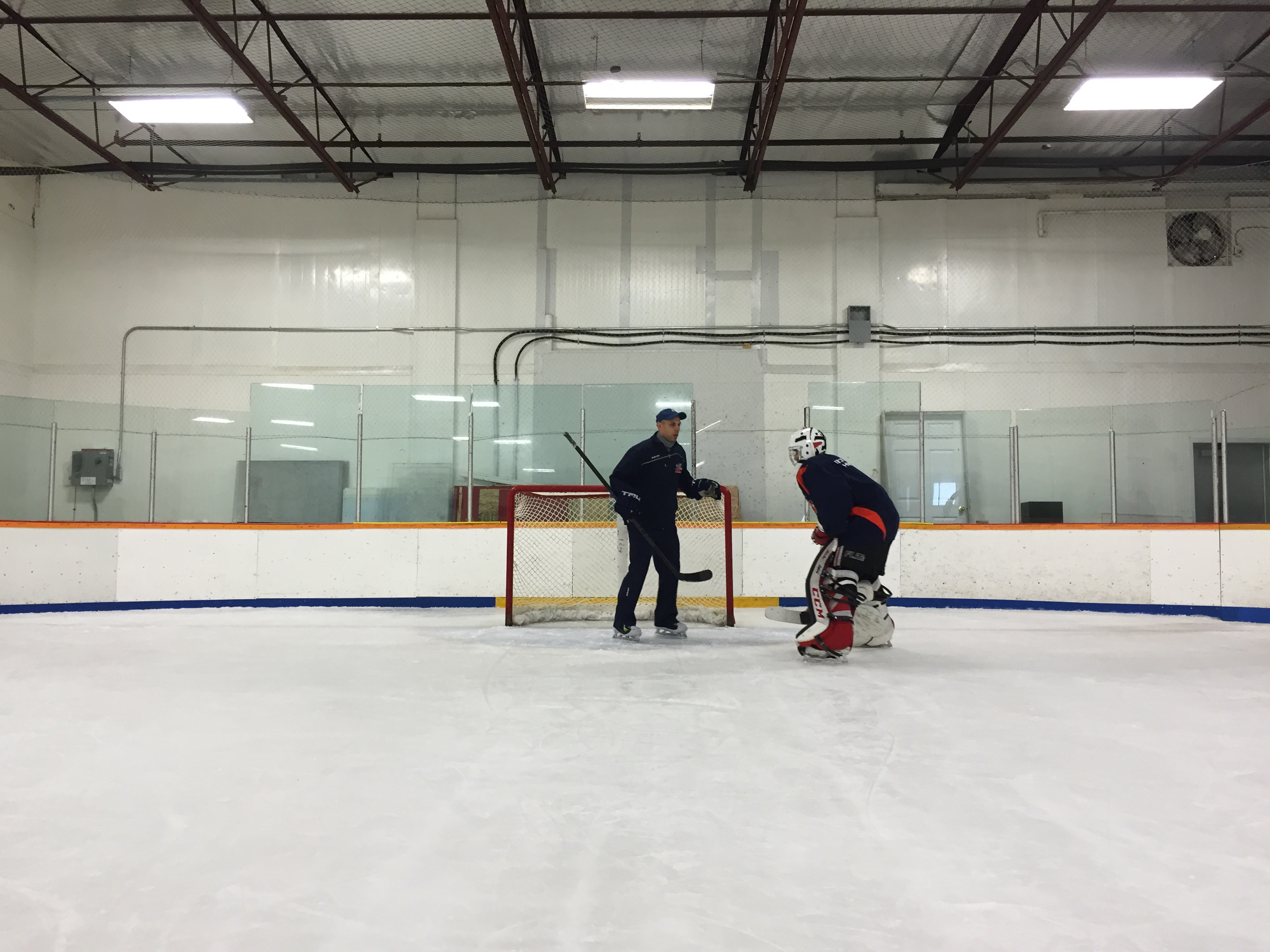 Private Session at the Rink HD
